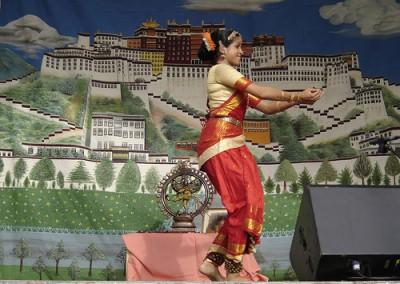 Bharata Natyam : Tibet 16