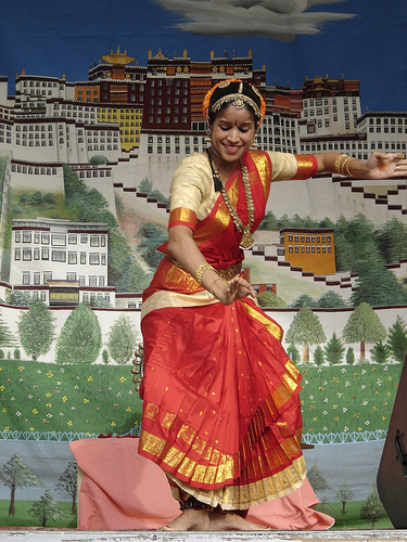 Bharata Natyam : Tibet 15