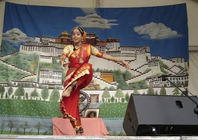 Bharata Natyam : Tibet 14