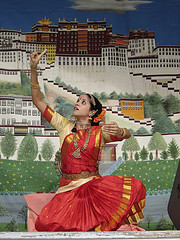 Bharata Natyam : Tibet 13