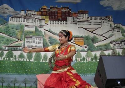 Bharata Natyam : Tibet 12
