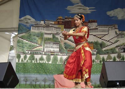 Bharata Natyam : Tibet 9