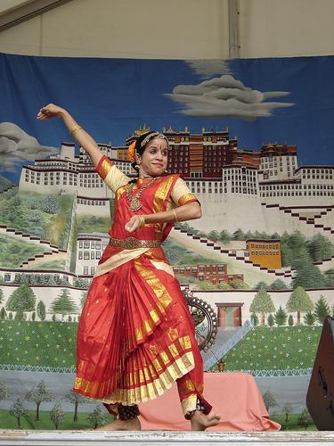 Bharata Natyam : Tibet 6