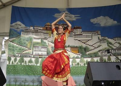 Bharata Natyam : Tibet 4