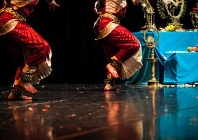 danse technique élèves